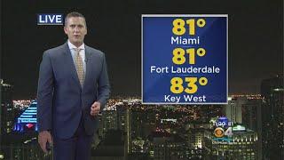 CBSMiami.com Weather @ Your Desk 6-19-18 11PM