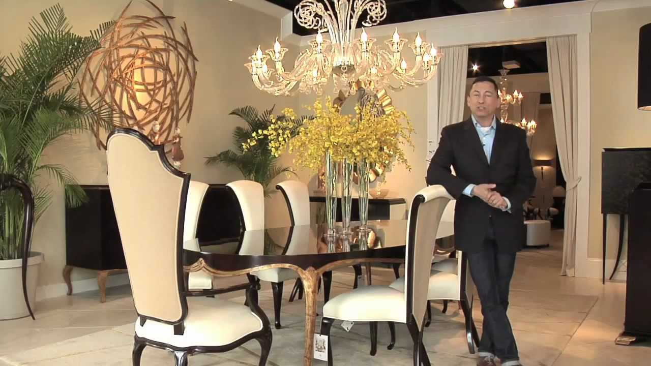 Beau Christopher Guy Furnishings   High Point Market 2012    LuxeHomePhiladelphia.com   YouTube