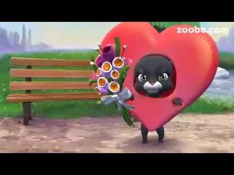 Zoobe Зайка - Поздравление с днем смеха. - Простые вкусные домашние видео рецепты блюд