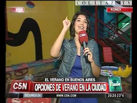 Jimena Grandinetti Mojada - Movil El Finde