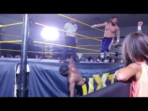NXT LIVE ! The Street Prophets vs Wesley Blake vs Steve Cutler Crystal River Fla. 7-28-17
