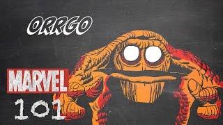 Orrgo – Marvel 101 – Monsters Unleashed