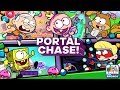 Nickelodeon: Portal Chase! - Travel through Portals to Save Lily Loud (Nickelodeon Games)