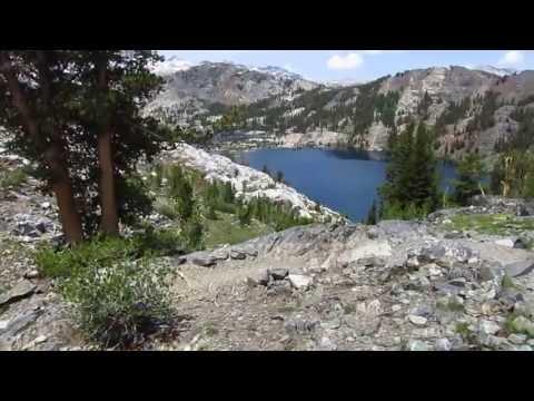 John Muir Trail - Shadow Lake (Agnew Meadow) to Tuolumne Meadows