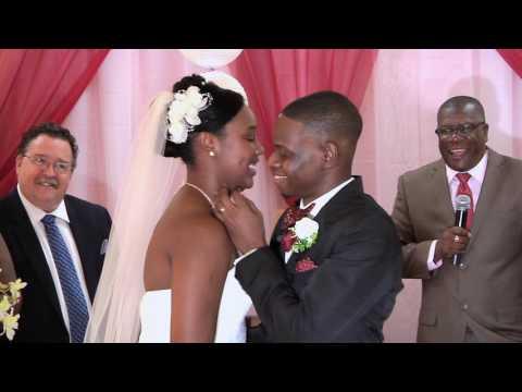 Saint Lucia Weddings - Chelsea & Philllius