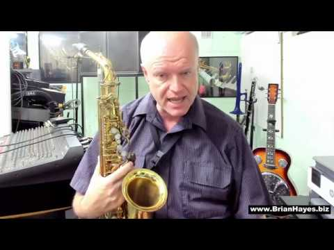 Common Chords for Saxophone