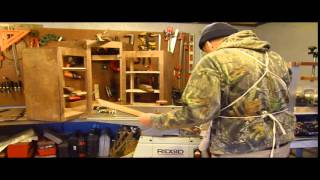 Joining Cabinet Panels By Hal The Woodmeister