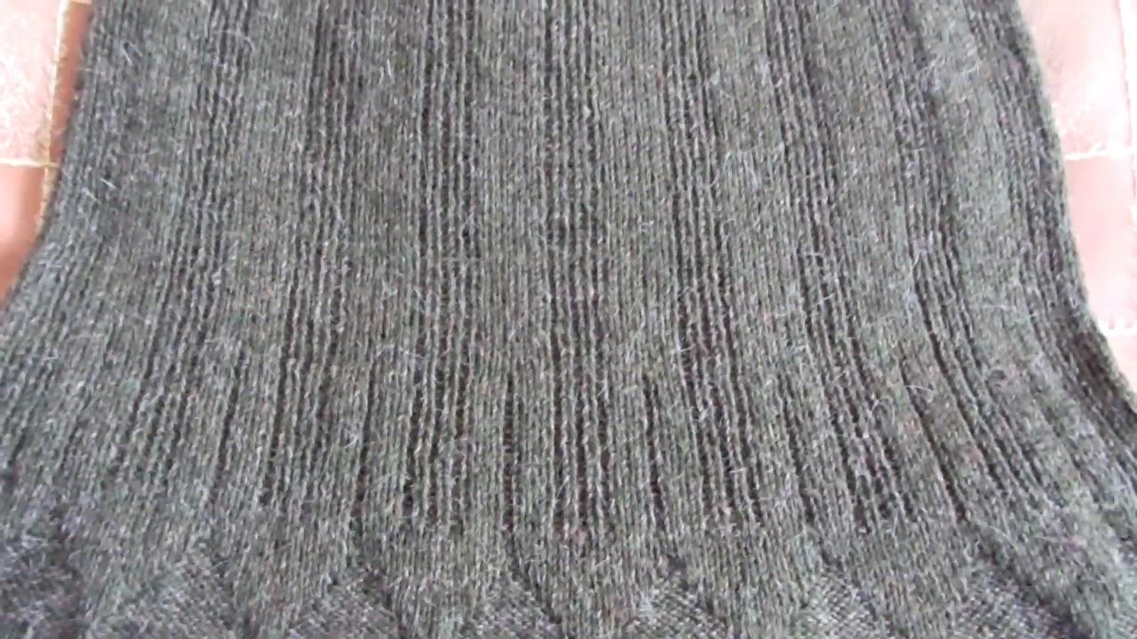 юбка спицами размер 58 круговое вязание