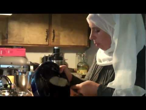 HOMEMADE HONEY OATMEAL BREAD RECIPE: PART 2