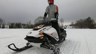 2018 Snowmobile Season, February 9th-19th Island Pond Vermont