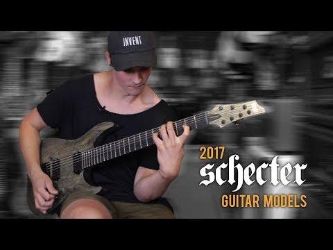 2017 Schecter Electric Guitars   Quest Musique // Quest Music Store