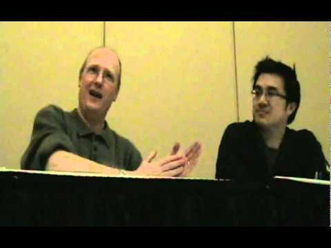 2009 Calgary Expo ReBoot Panel