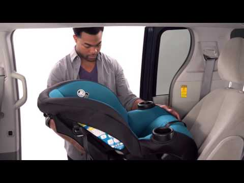 Cosco Apt 50 and Comfy Convertible Rear-facing with LATCH