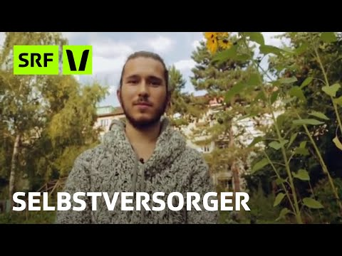Bastiaan Frich: Dieser junge Basler lebt Urban Agriculture