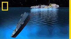 New CGI of How Titanic Sank | Titanic 100