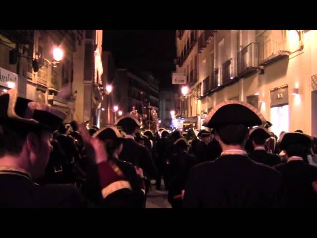 AM La Cena. León / Cristo de la Salud, Los Gitanos (3º de 5). Madrid 2013
