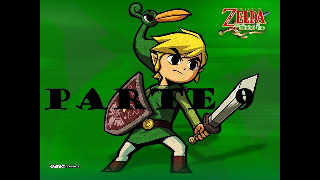 The Legend Of Zelda The Minish Cap Guía Parte 9 Piedras De La Suerte Doradas Youtube