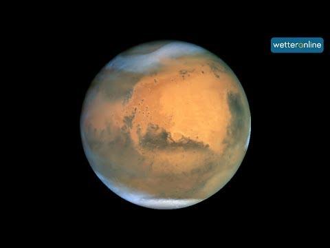 Wetter Und Klima Auf Dem Mars (25.11.2018)