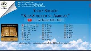 Yahya Soyyiğit - Ali İmran Suresi 144/148