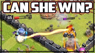 MAX Archer Queen vs. TWO Infernos - Clash of Clans Fix That Rush #81