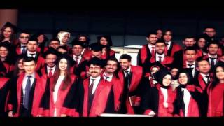 Atatürk Üniversitesi Hukuk Fakültesi Mezuniyet Klibi 2014-2015