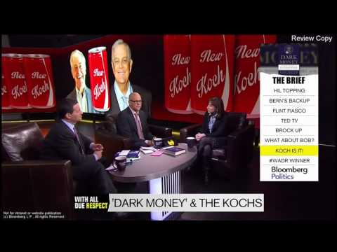 Jane Mayer discusses Dark Money on With All Due Respect