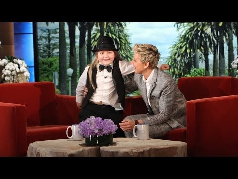 When Ellen Met Elias