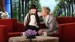 When Ellen Met Elias