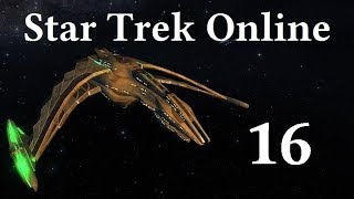"Star Trek Online| Romulan Race| #16 ""Smash And Grab"" Part 1"
