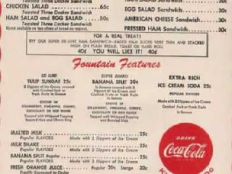 Woolworth Lunch Counter Video