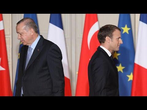 Erdogan fährt schwere Geschütze gegen Macron auf