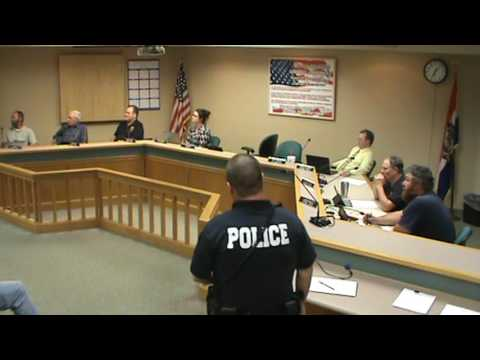 City of Centralia - General Government and Public Safety - April 10, 2017