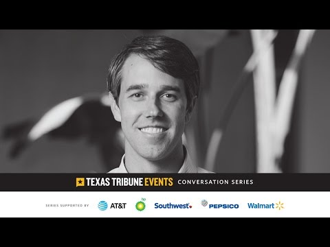 A conversation with Beto O'Rourke