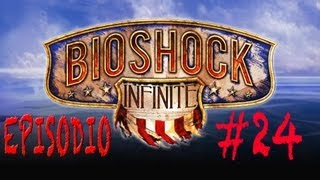 Bioshock Infinite Gameplay ITA Walkthrough Parte 24 - A caccia di squarci