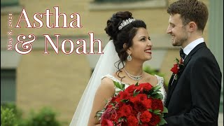 """""""You Are The Greatest Thing That Has Ever Happened To Me"""" Astha & Noah Wedding"""
