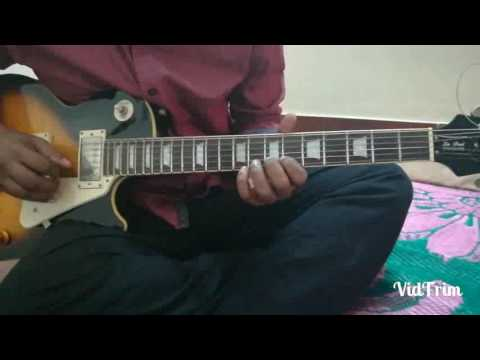Mayilayi Parannu vaa guitar