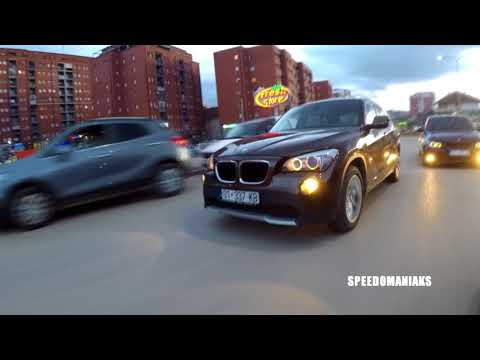 BMW Meeting & Drifting in Prishtina - Kosovo 2018