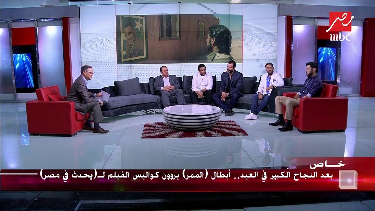 إياد نصار يكشف كواليس أصعب مشاهده كضابط إسرائيلي أمام صورة عبدالناصر في فيلم الممر