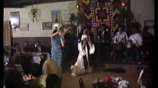 Night Club, Belly Dance, Famous singer Sabah, Part V, Adam Basma Middle Eastern Dancing Co.