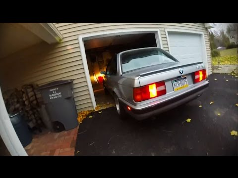 E30 318is Stock Exhaust Sound (M42)