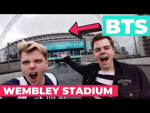 A BTS Fans Guide to Wembley Stadium