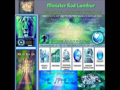 "ORACLES OF POWER INTERNATIONAL LLC. ""MINISTRY SESSIONS""  (ANOINTEDIAN MOVEMENT)"