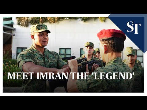 Meet Imran the 'legend' | The Straits times