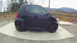 Test Driving The Brabus Smart Car