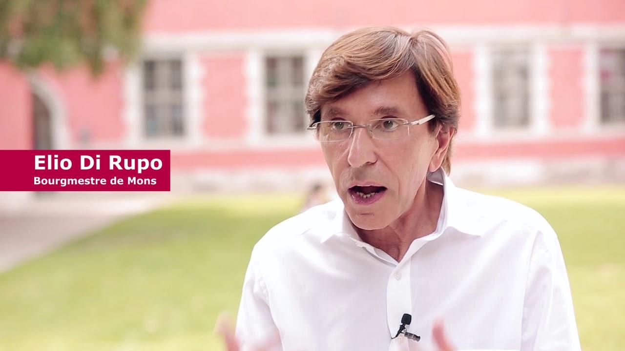 Elio Di Rupo - Rentrée Académique 2017 - Interview complète