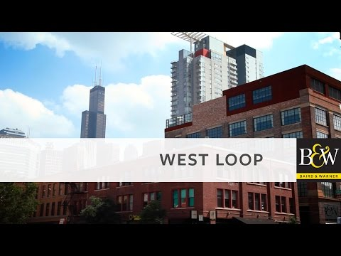 Chicago Neighborhoods - West Loop