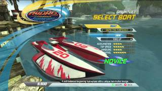 Quick Look: Hydro Thunder Hurricane (Video Game Video Review)