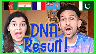 WHAT AM I? | ANCESTRY DNA RESULTS LIVE!
