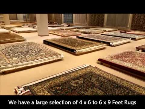 Zaki Oriental Rugs Showroom Tour Youtube