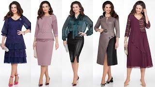 Актуальная женская одежда из Беларуси Мода 2021 для дам за 40 лет